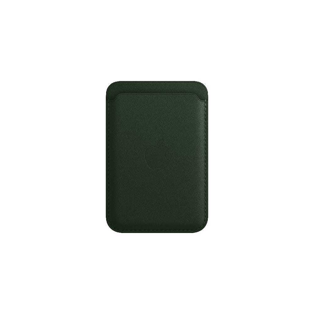 iPhone Leather Wallet with MagSafe