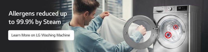 LG Washing Machine Series