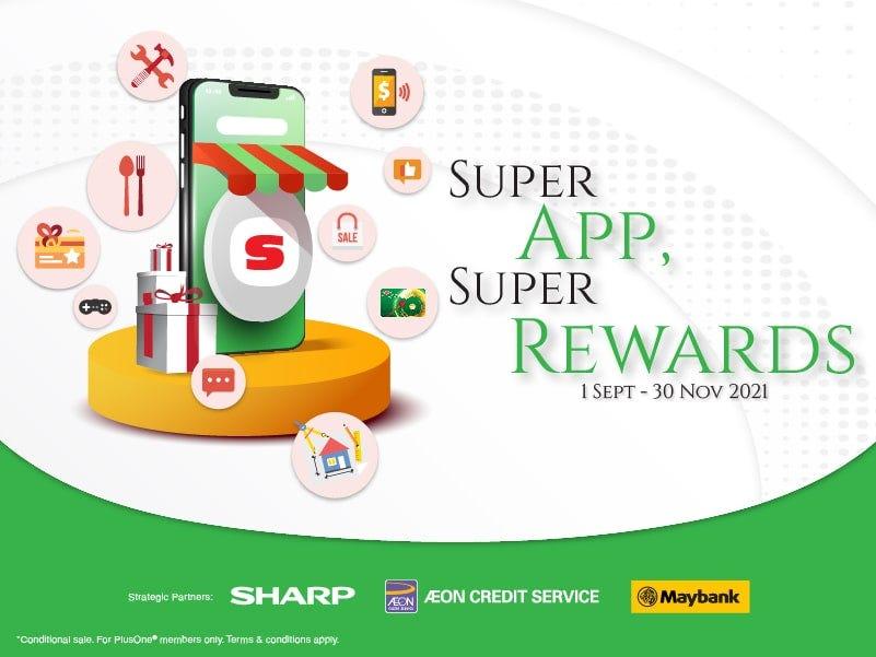 Super App Super Rewards