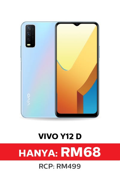 VIVO Y12 D