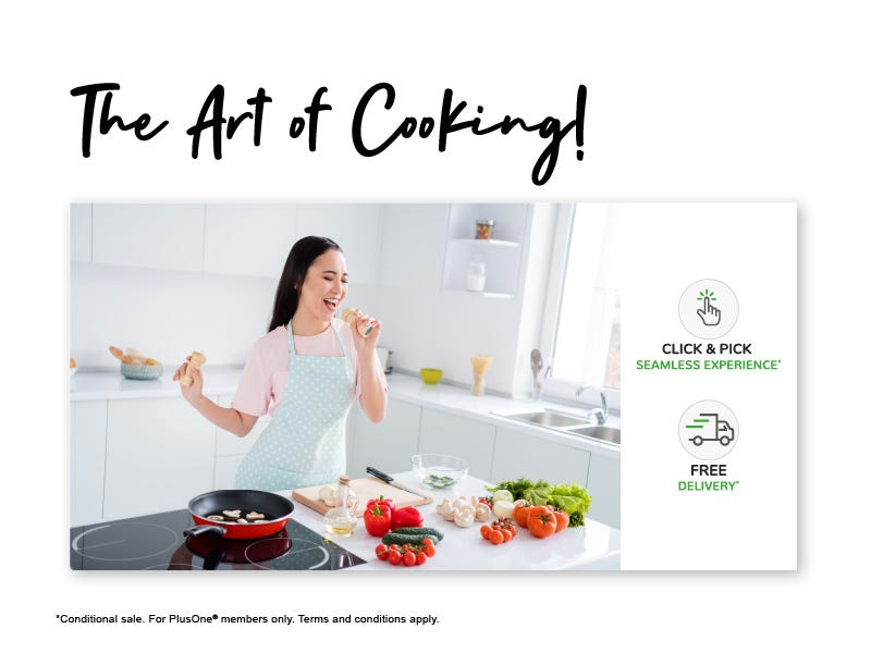 The art of cooking