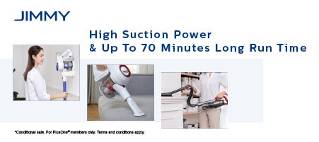 Jimmy Promo   High Suction Power