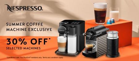 Nespresso Coffee Exclusive