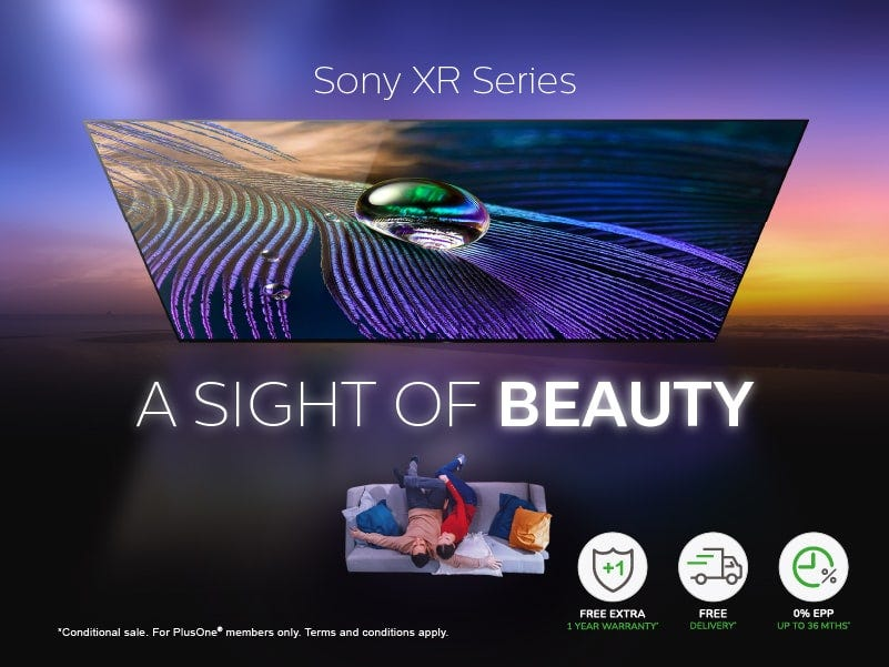 Sony XR Series