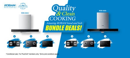 Robam Quality and Clean Bundle Deals