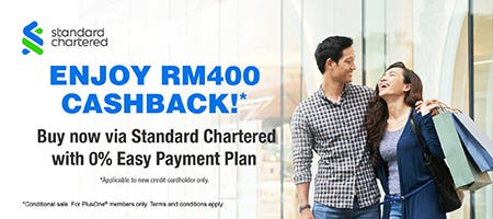 Standard Chartered Promo