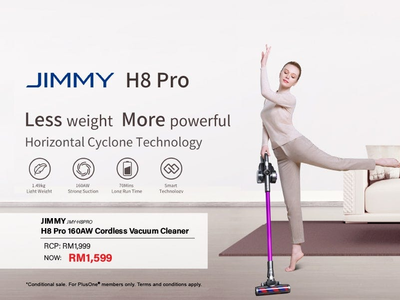 Jimmy Promo   Less Weight, More Powerful