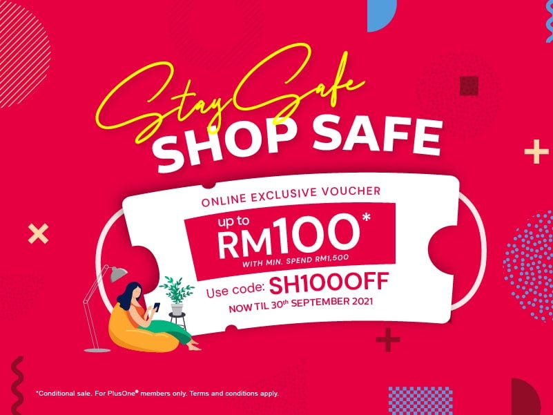 Stay Safe Shop Safe