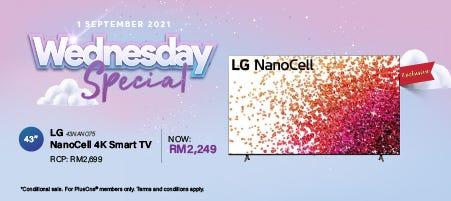 LG NanoCell 4K Smart TV