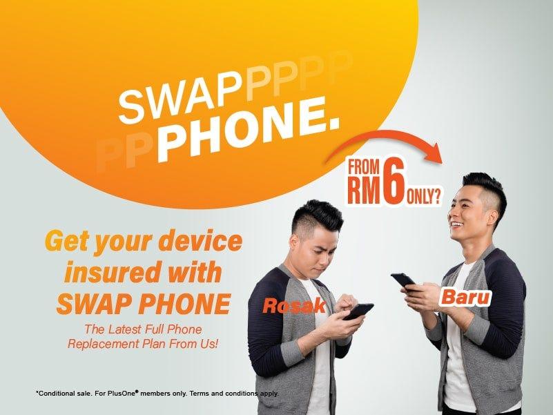 Swap Phone