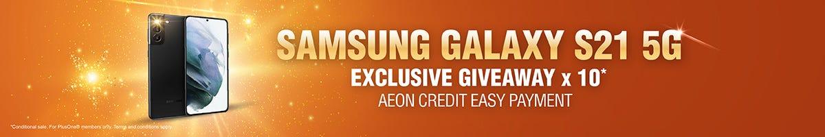 AEON Samsung Galaxy S21