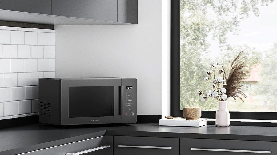 Samsung 23L Grill Microwave Oven with Healthy Grill Fry Function SAM-MG23T5018CP