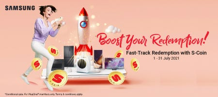Fast track redemp